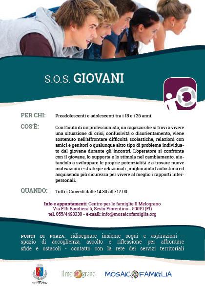 SOS GIOVANI
