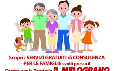 Scopri i servizi del Melograno per la tua famiglia!
