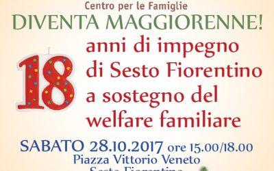 """1999-2017: il Centro per le famiglie """"Il Melograno"""" diventa maggiorenne!"""